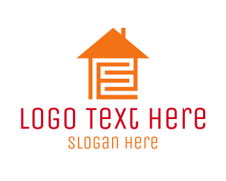 Mortgage - Home Maze logo design