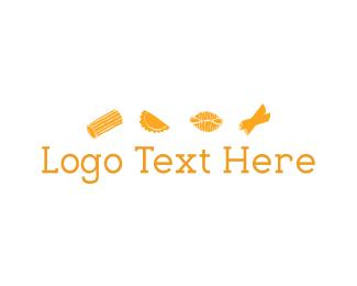 Pasta - Italian Pasta logo design