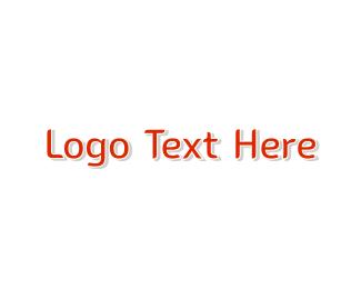 Stylish - Romantic  & Red logo design