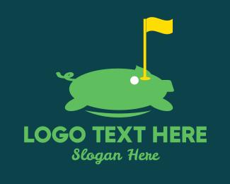 Golf - Golf Tournament logo design