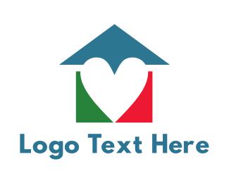Colorful Toy House Logo | BrandCrowd Logo Maker