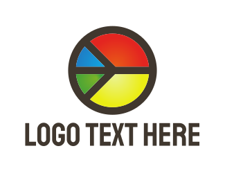 Hippie - Colorful Peace logo design