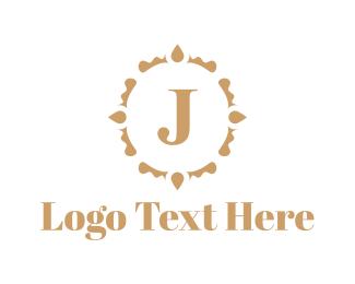"""""""Golden Letter J"""" by ultras"""