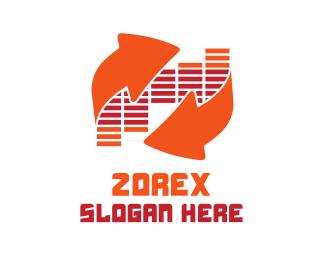 Youtube - Sound Flip logo design