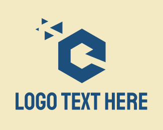 Tech - Tech Letter C logo design