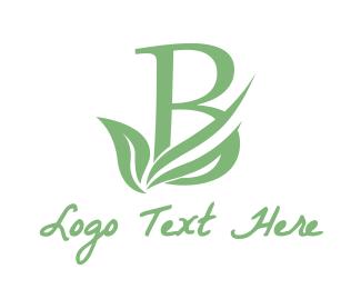 Fresh - Fresh B Leaf  logo design