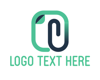 File - Mint Clip logo design