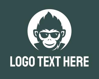 Funky - Funky Monkey logo design