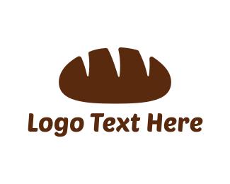 Baguette - Wheat Bread logo design
