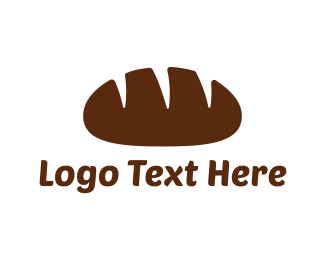 Baguette - Wheat Bread logo design