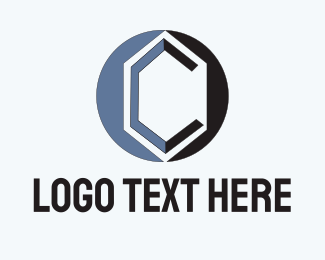 Gem - Letter C Diamond logo design
