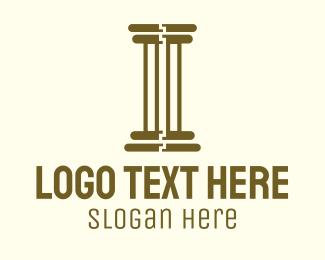 Pillar - Professional Pillar logo design