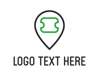 Location - Opener Point logo design