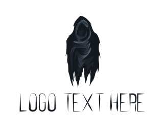 Costume - Dark Spirit logo design