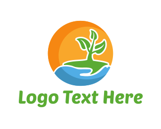 Plant - Little Plant logo design