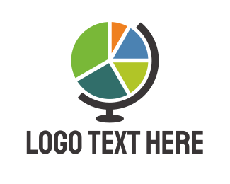 Finance - Business Globe logo design