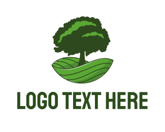Recreation - Green Park logo design