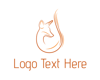 Hair - Hair Fox logo design