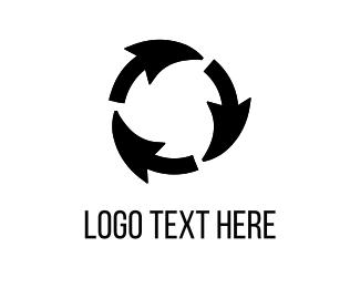 Breathe - Click Cycle logo design