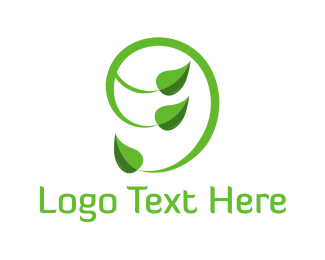 Sprout - Spiral Sprout logo design