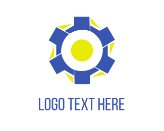 Workshop - Blue Tire logo design