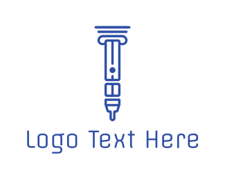 Tobacco - Greek Cigarette logo design