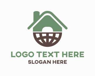 """Global Home"" by logodad.com"