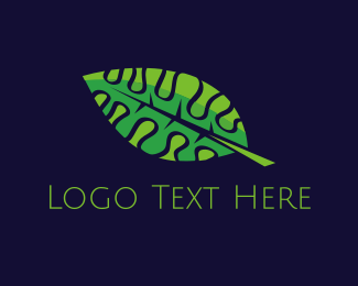 Gardening - Smart Leaf  logo design