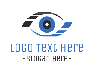 Optician - Spy Vision logo design
