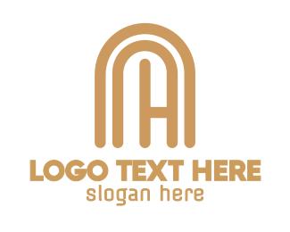 Tan - Tan C Capsule  logo design