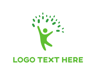 Capsule - Green Health logo design