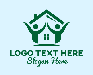 Neighborhood - Neighborhood House logo design