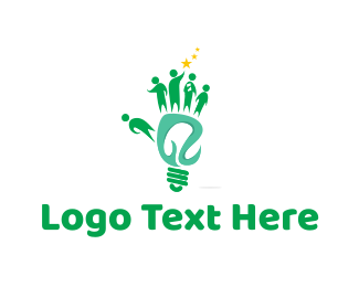 Lighting - Community Lighting logo design