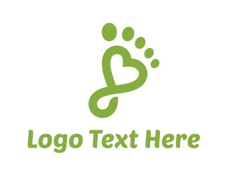 Chiropody - Foot Spa logo design