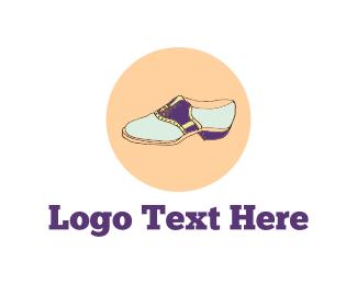 Footwear - Bowling Shoe logo design