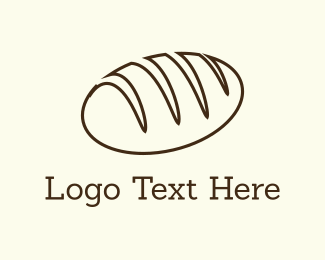 Bake - Bread & Bakery logo design