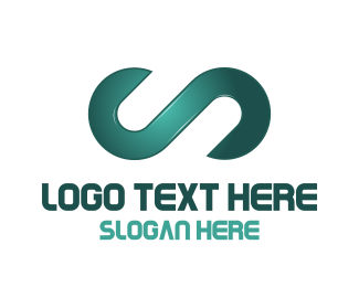 Viper - Industrial Loop logo design