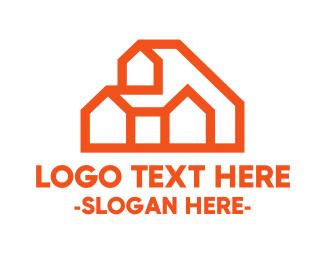 Subdivision - Orange Hill House  logo design