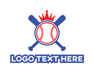 Tournament - Baseball Crown logo design