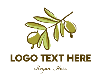 Greek - Olive Tree logo design