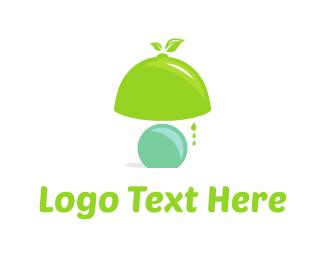 Illumination - Lemon Lamp logo design