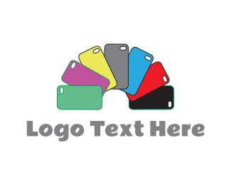 Iphone - Phone Cases logo design