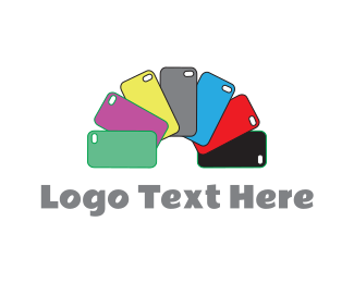 Phone - Phone Cases logo design