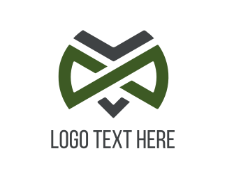 Abstract - Abstract Face logo design