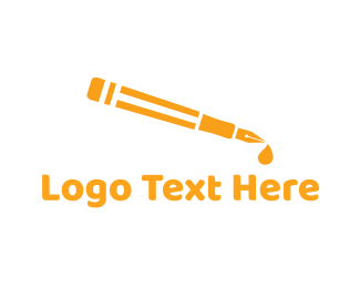 Pen - Pen Ink logo design