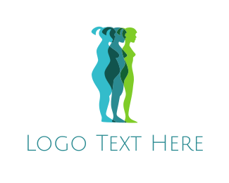 Fat - Healthy Nutrition logo design