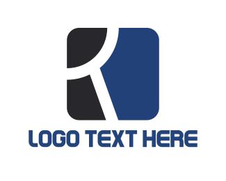 Corporate - Letter R logo design