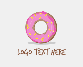 Treat - Donut Joy logo design