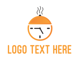 Hour - Food Hour logo design