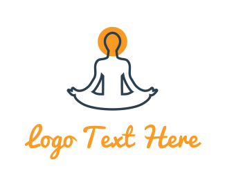 Mind - Yoga Yogi logo design